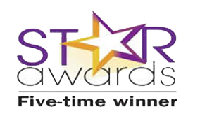 Star Awards Five-Time Winner