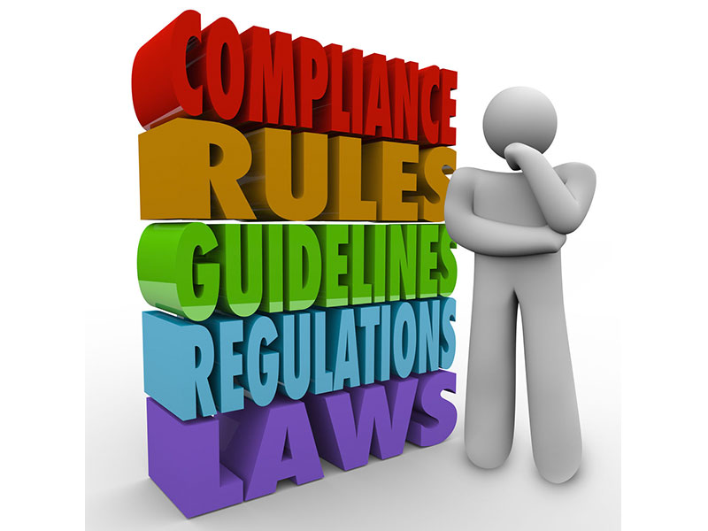 Compliance Rules Guidelines Regulations Laws