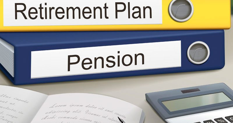 retirement pension