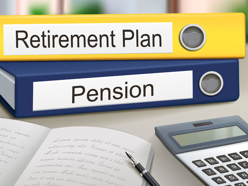 retirement pension
