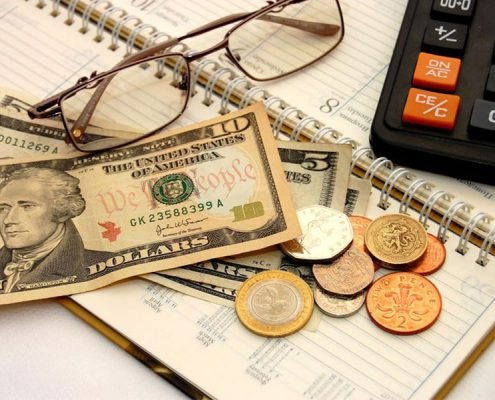 Blog: US dollar euro