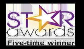 Star Awards Five-Time Winner