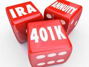 401k ira annuity