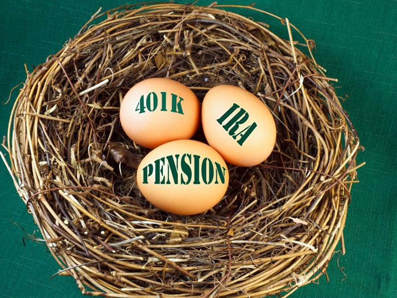 401k pension ira