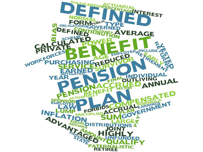 pension benefits
