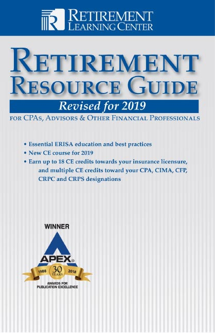 Certifications And Designations Retirement Learning Center